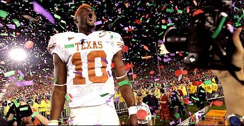 Vince Young Hall of Famer